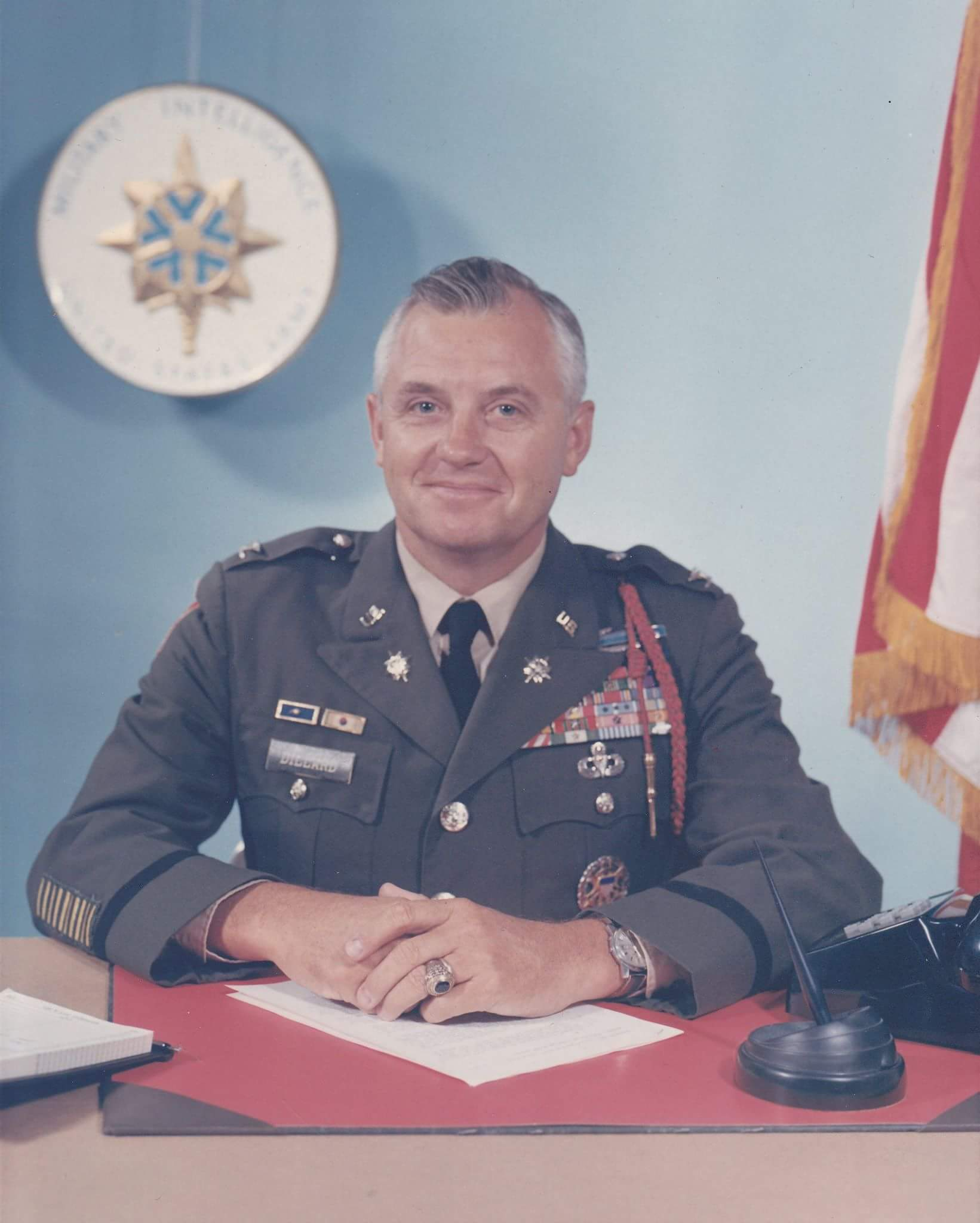 Image Col. Douglas Dillard