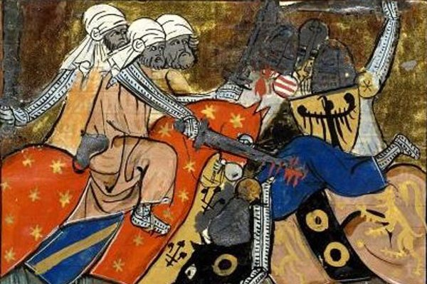 Image Crusades Through Arab Eyes