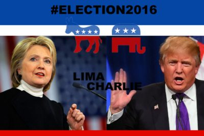 Election 2016 Lima Charlie