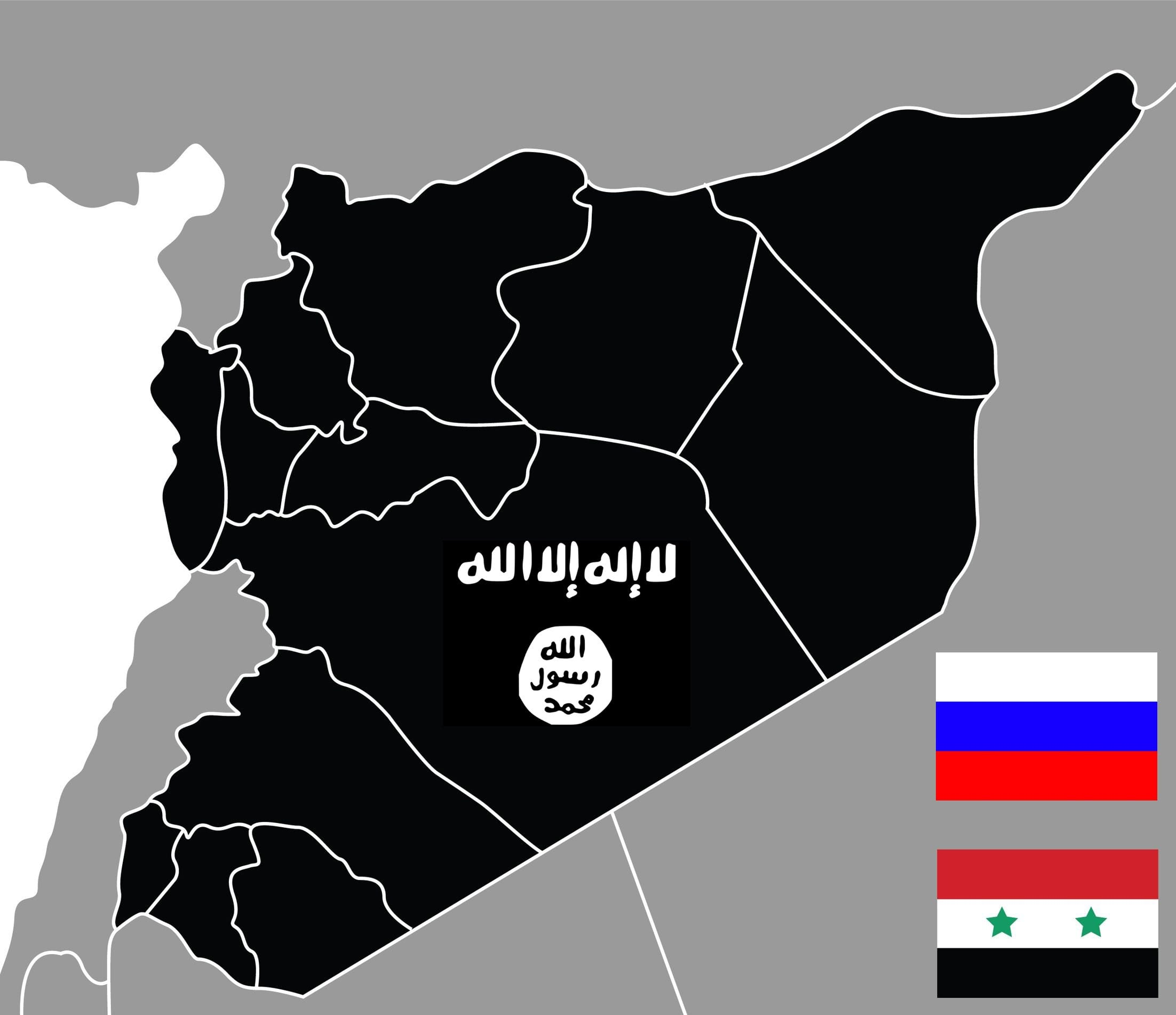 Syria Russia ISIS