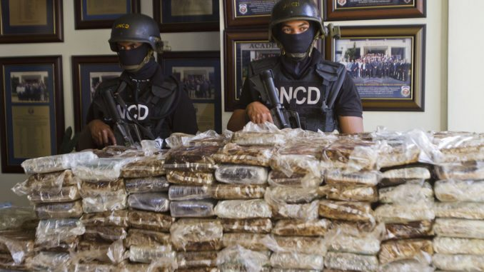 Colombian Drug Seizure