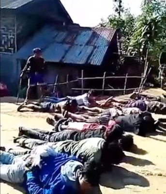 Video capture, Say Kinn Incident, Burma