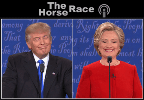 Image Debate 2016 The Horse Race