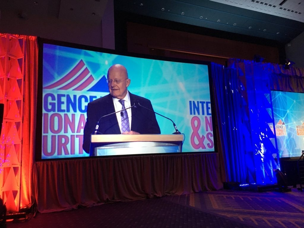 Hon. James R. Clapper, DNI
