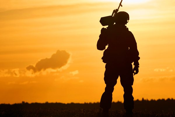 Image For the Sons of Mars: Meditations on the American Soldier [Lima Charlie News]