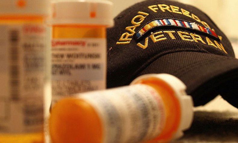 Image PTSD meds