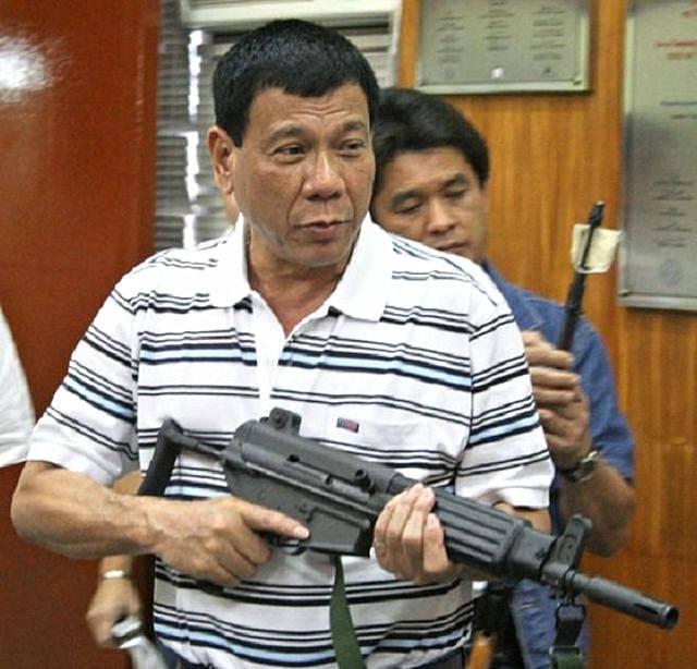 Image Rodrigo Duterte