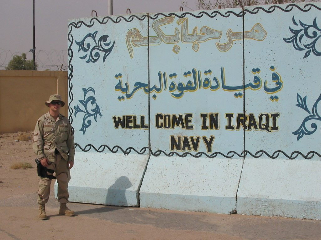 iraq-navy