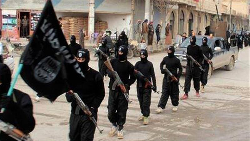 Image Child militants in al Raqqa [Image Al Jazeera]