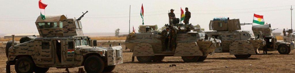 Image Kurdish Peshmerga mosul