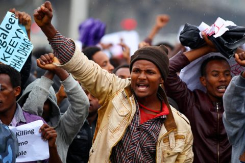 Image Ethiopia human rights abuses spark US resolution