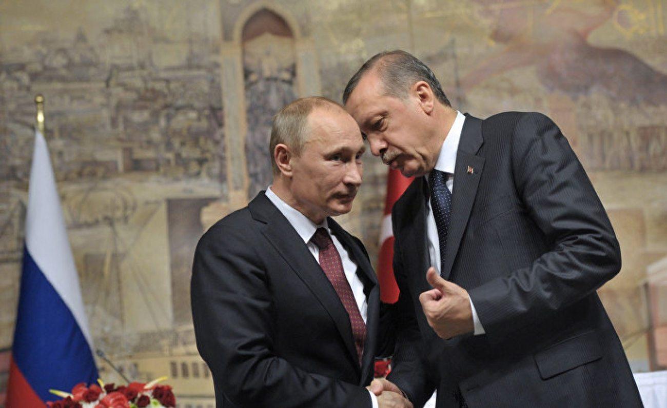 Image Putin Erdogan