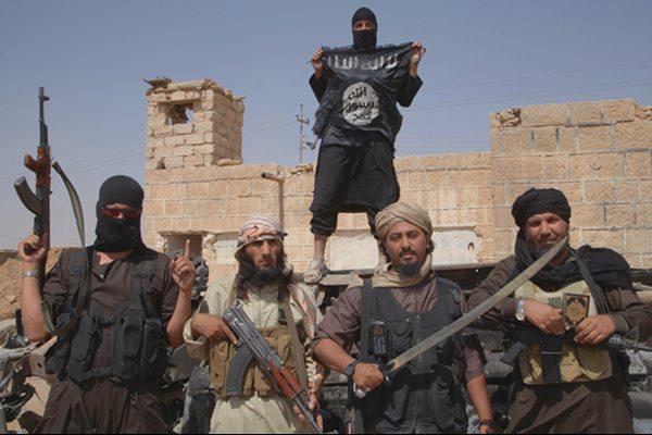 Image Raqqa Offensive