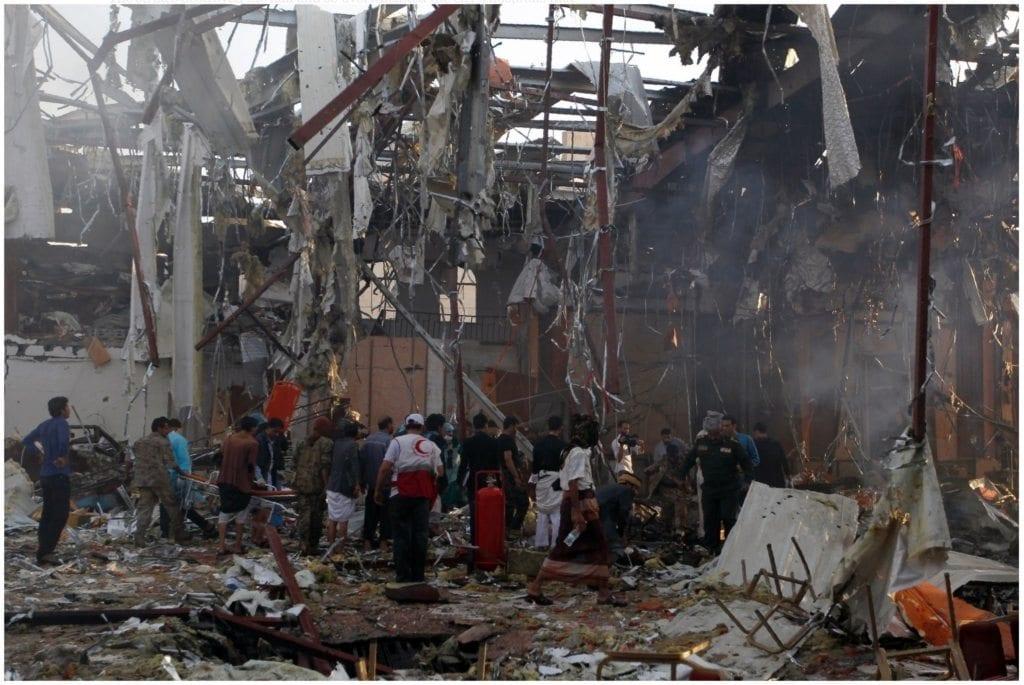 image emen Saudi Attack OCT8