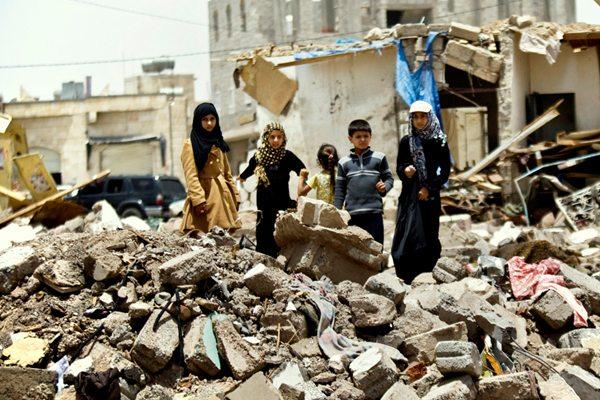 Image Yemen attack