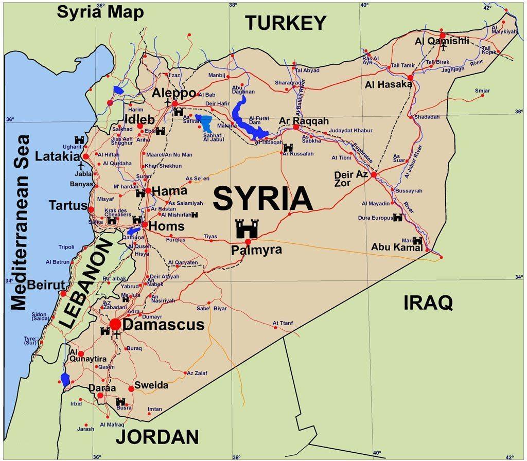 Image Syria Aleppo
