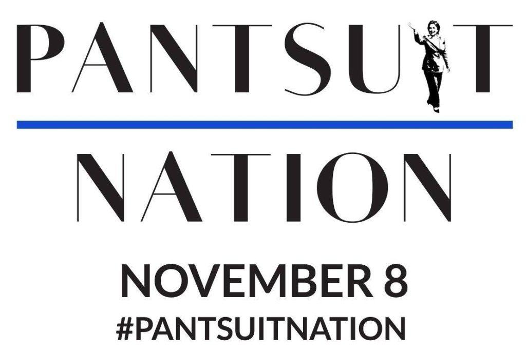 Image Pantsuit Nation