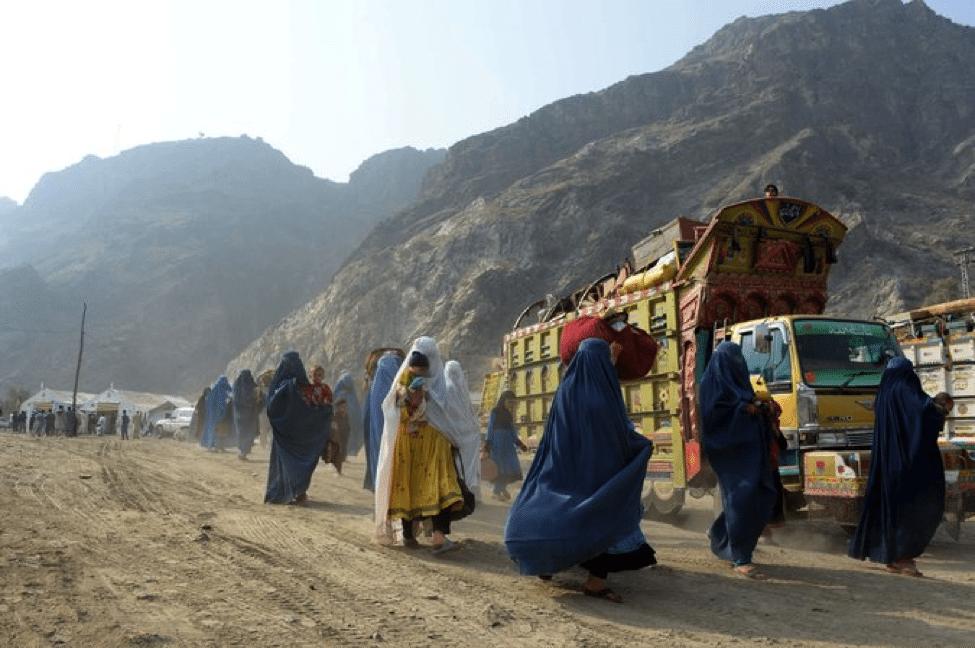 Image Afghan refugees
