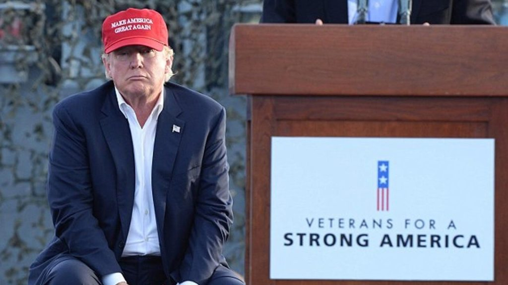 Image Trump veterans