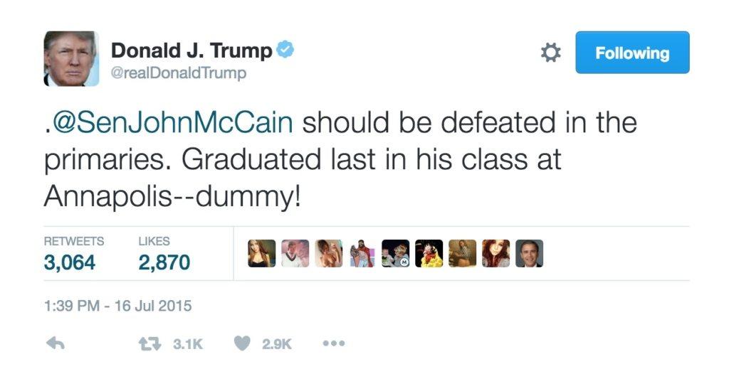 Image Trump Tweet