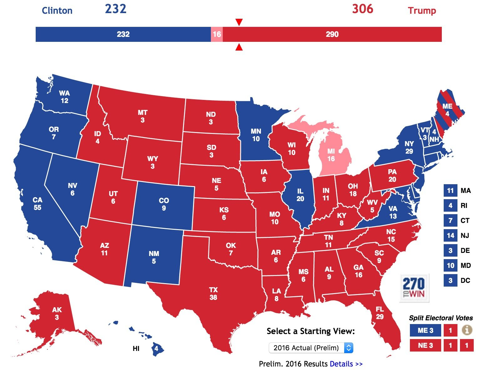 Image Election 2016 interactive