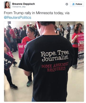 Image Trump deppisch