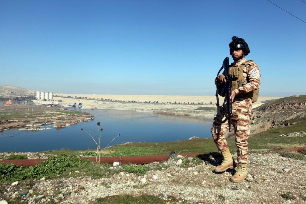 Image Mosul Dam