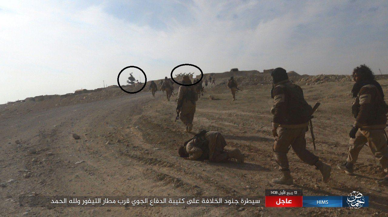 Image Palmyra Russia SAMs