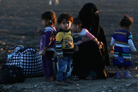 Image Mosul Day 50