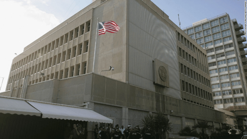 Image US Embassy Israel