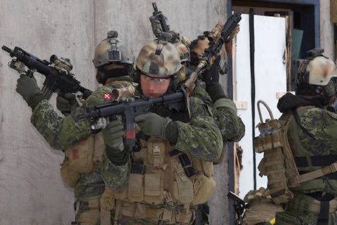 Image Danish Special Forces