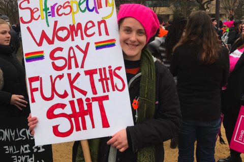 Image Women's March 2017