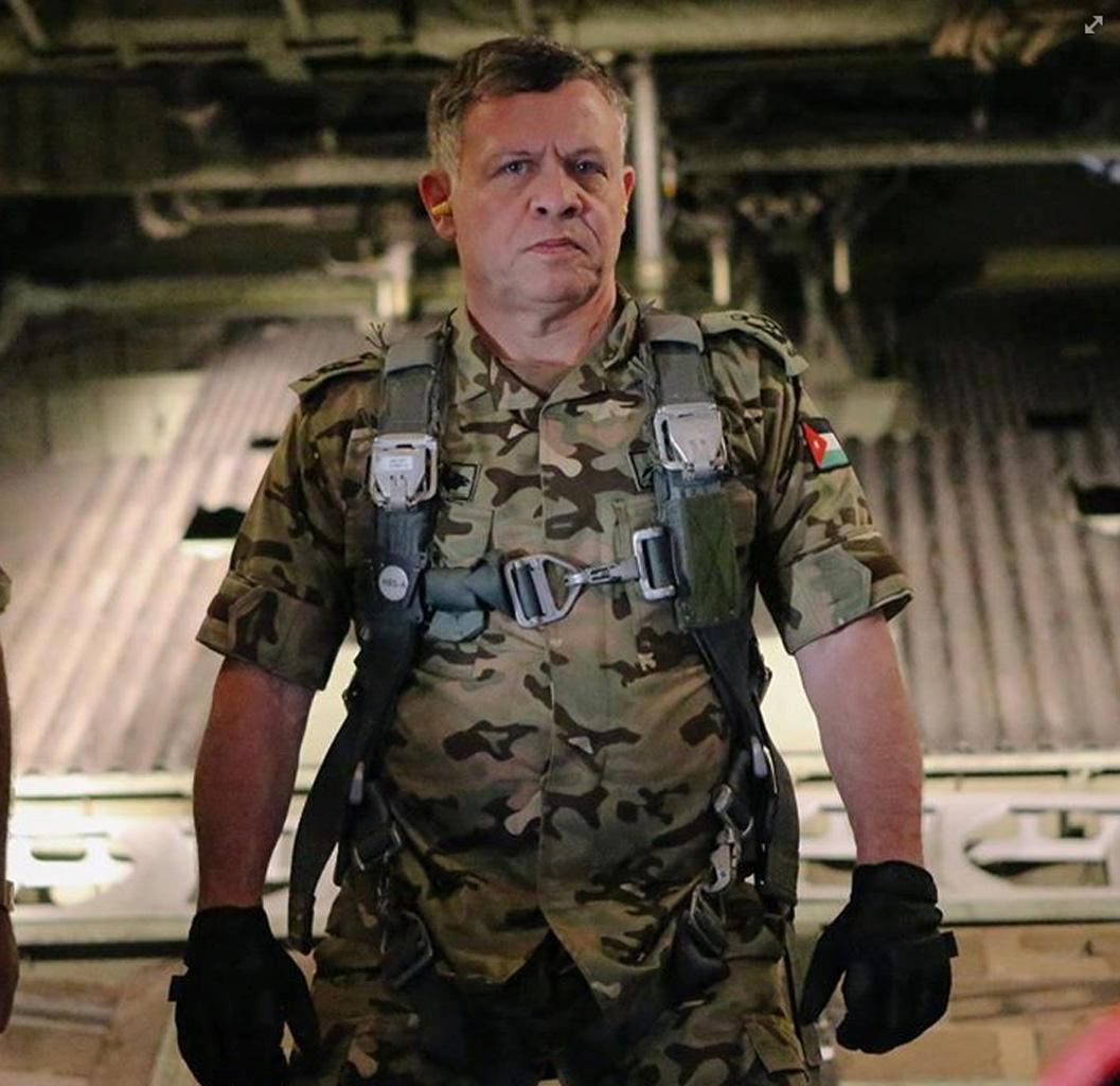 Image King Abdullah II
