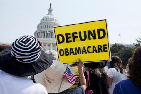 Image Obamacare repeal