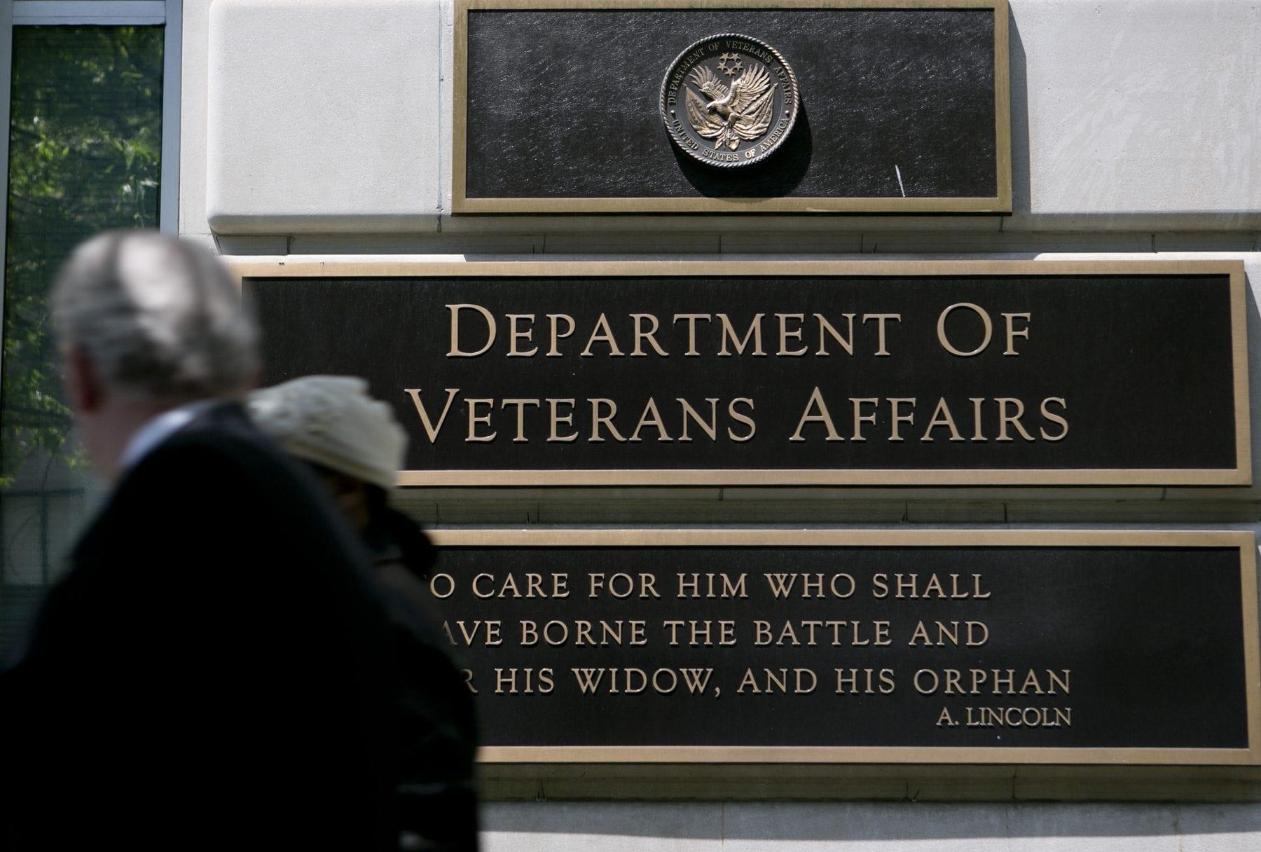 Image U.S. Department of Veterans Affairs (VA)