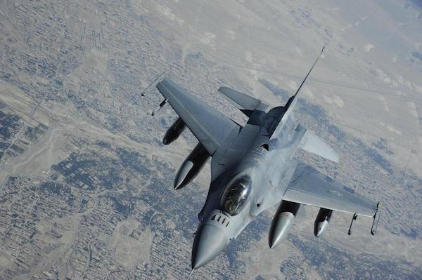 Image US airstrike