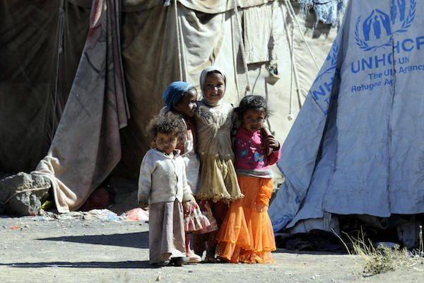 Image Yemen civil war