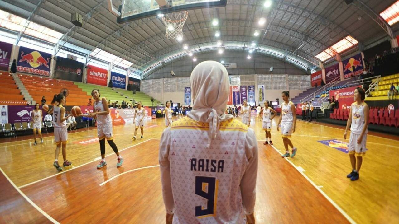 Image Indonesia women's national basketball team