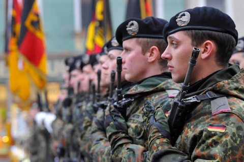 Image German military NATO