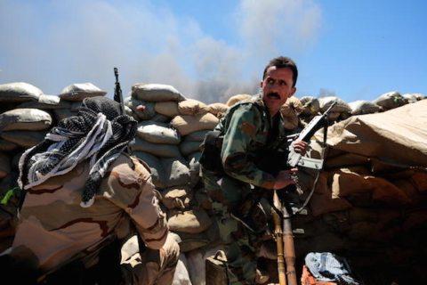 Image Kurdish Peshmerga