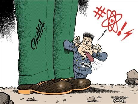 Image China North Korea