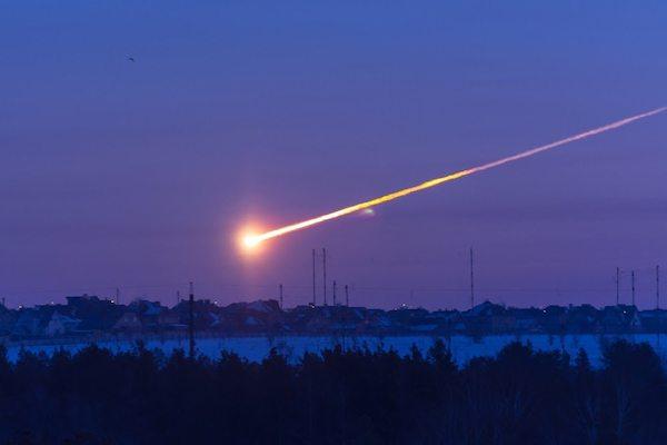 Image Russia meteor