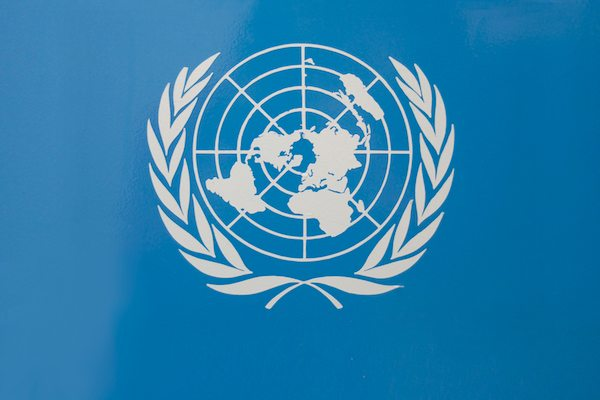 MAIN United Nations peacekeepers