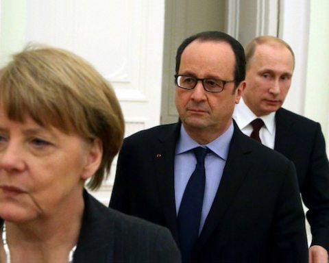 Image main Sanctioning Russia - German and French allies