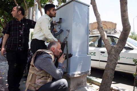 main image Tehran attack