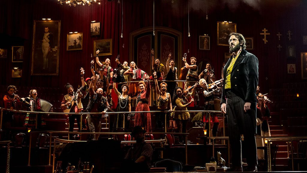 image Josh Groban in Natasha, Pierre & the Great Comet of 1812