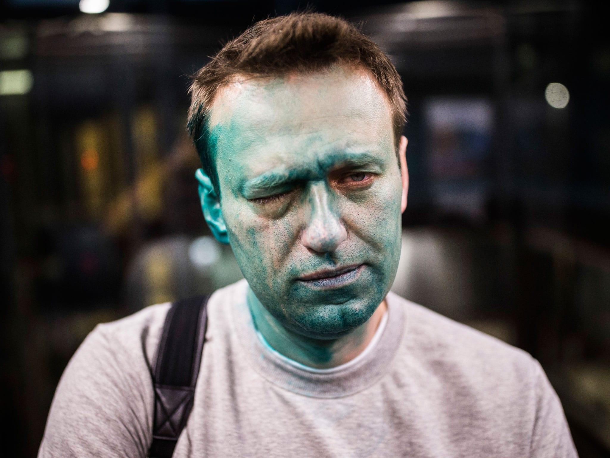 Image Alexei Navalny