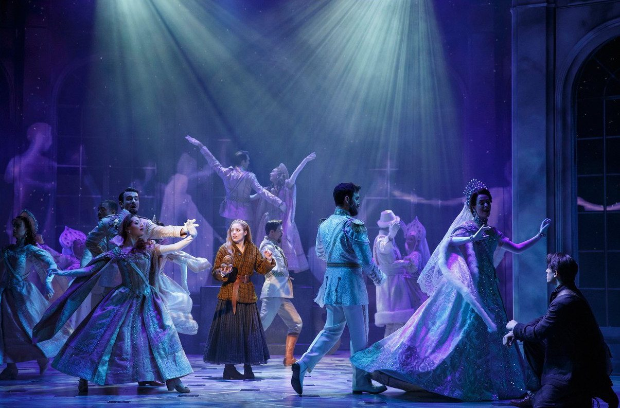 Image 'Anastasia: The Musical'