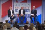 Image #GailForce: Clapper, Brennan, Coats discuss Trump, Russia, ISIS and North Korea at Aspen Security Forum 2017
