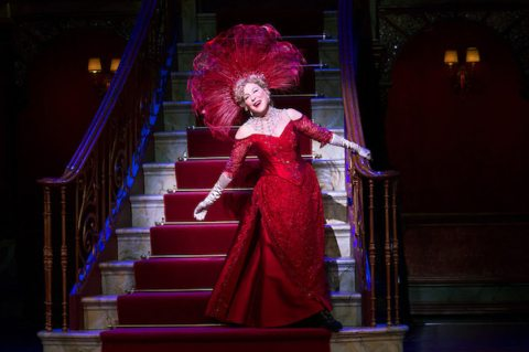 Image Bette Midler in Hello, Dolly!
